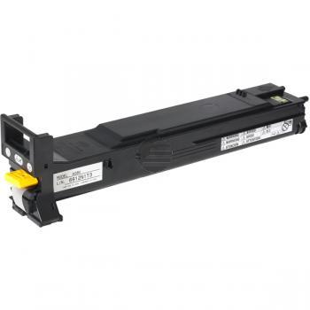 QMS Toner-Kit schwarz HC (A06V153)