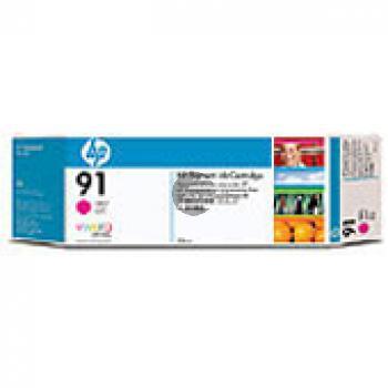 HP Tintenpatrone 3 x magenta (C9484A, 91)