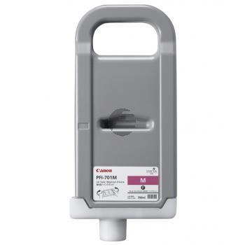 Canon Tintenpatrone magenta HC (0902B001, PFI-701M)