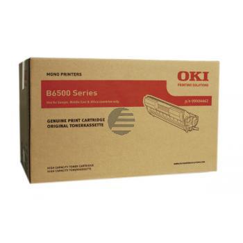 OKI Toner-Kartusche schwarz HC (09004462)