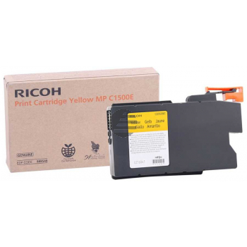 Ricoh Toner-Kit gelb (888548, Type-MPC1500E)