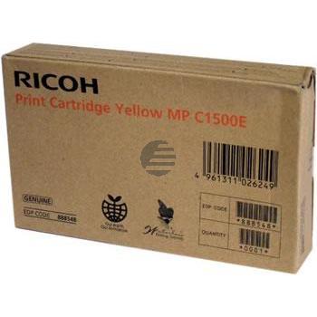 Ricoh Toner-Kit gelb (888548, Type-MPC1500E)