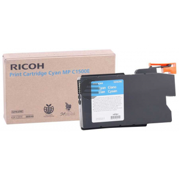 Ricoh Toner-Kit cyan (888550, Type-MPC1500E)