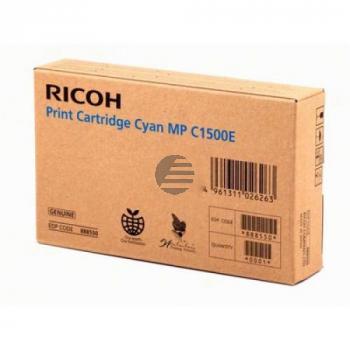 Ricoh Toner-Kit cyan (888550, Type-MPC1500E)