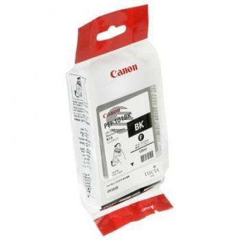 Canon Tintenpatrone photo schwarz (0883B001, PFI-101BK)