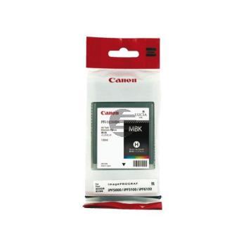 Canon Tintenpatrone schwarz matt (0882B001, PFI-101MBK)