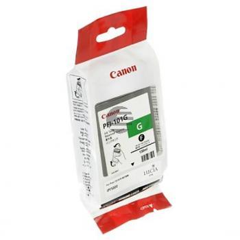 Canon Tintenpatrone grün (0890B001, PFI-101G)