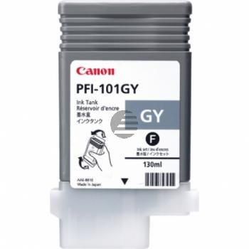 Canon Tintenpatrone grau (0892B001, PFI-101GY)