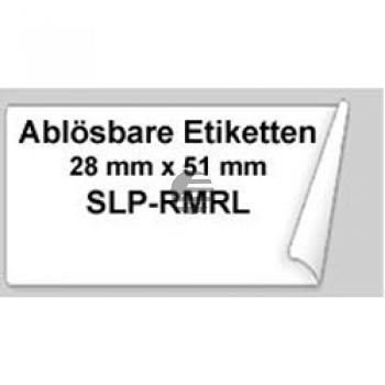 Seiko Adress-Etiketten weiß (SLP-RMRL)