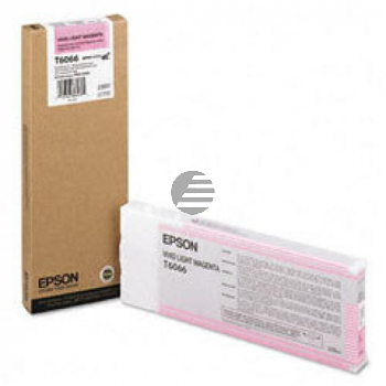 Epson Tintenpatrone magenta light HC (C13T606600, T6066)