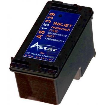 Astar Tintendruckkopf schwarz HC (AS15339) ersetzt 339