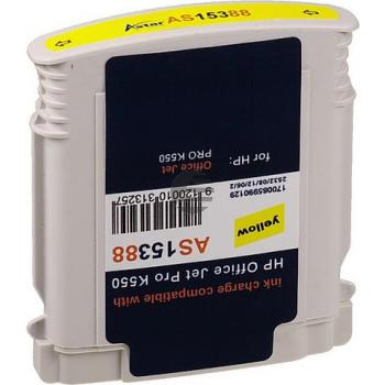 Astar Tintenpatrone gelb HC (AS15388) ersetzt 88XL