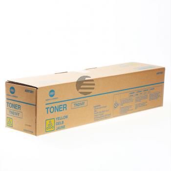 Konica Minolta Toner-Kit gelb (A0D7251, TN-314Y)