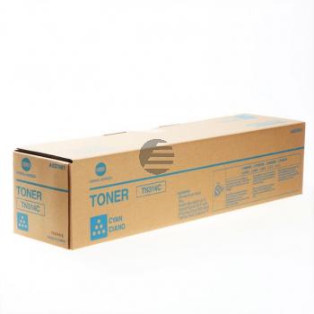 Konica Minolta Toner-Kit cyan (A0D7451, TN-314C)