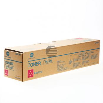 Konica Minolta Toner-Kit magenta (A0D7351, TN-314M)