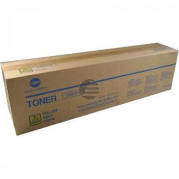 Konica Minolta Toner-Kit gelb (A070250, TN-611Y)