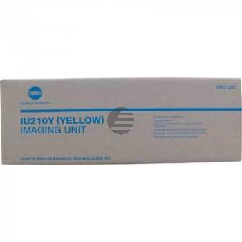 Konica Minolta Fotoleitertrommel gelb (4062-303-000, IU-210Y) ersetzt IU-210Y