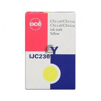 OCE Tintenpatrone gelb (29952268, IJC236)