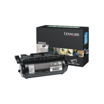 Lexmark Toner-Kartusche Prebate Etikettendruck schwarz (64404XE)