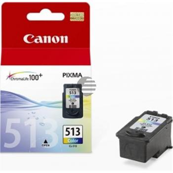 Canon Tintendruckkopf cyan/gelb/magenta HC (2971B001, CL-513CL)