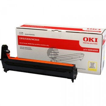OKI Fotoleitertrommel gelb (44064009)