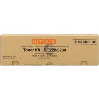 Utax Toner-Kit schwarz (4422810010)