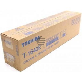 Toshiba Toner-Kit schwarz HC (6AJ00000024, T-1640EHC)