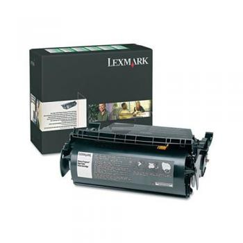 Lexmark Toner-Kartusche Corporate schwarz HC plus (12A8044)