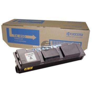 Kyocera Toner-Kit schwarz (1T02050EU0, TK-450)