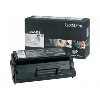 Lexmark Toner-Kartusche Corporate schwarz HC (08A0144)