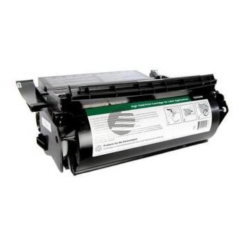 Lexmark Toner-Kartusche refurbished speziell für Etiketten schwarz (12A7632)