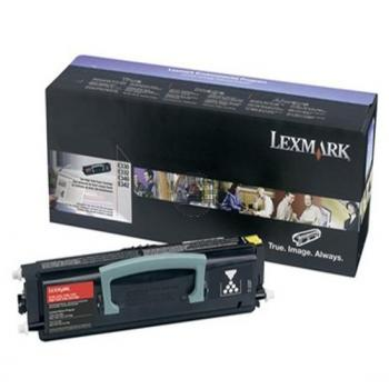 Lexmark Toner-Kartusche Corporate schwarz HC (34040HW)