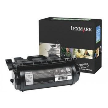 Lexmark Toner-Kartusche Corporate Etikettendruck schwarz (64054HE)