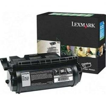 Lexmark Toner-Kartusche refurbished schwarz HC plus (64480XW)