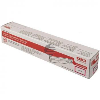 OKI Toner-Kit magenta (43459370)