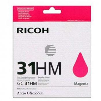Ricoh Gel-Kartusche magenta (405690, GC31M)