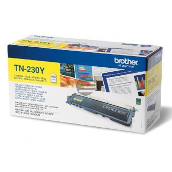 Brother Toner-Kit gelb (TN-230Y)