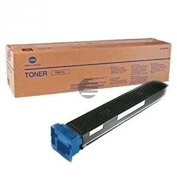 Konica Minolta Toner-Kit cyan (A0TM450, TN-613C)