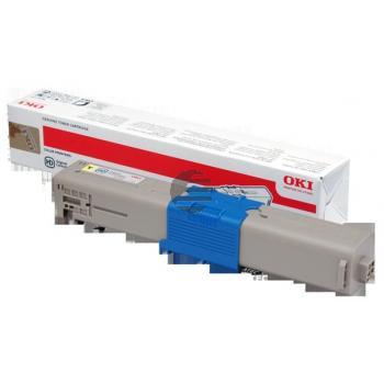 OKI Toner-Kit gelb (44469704)