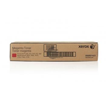 Xerox Toner-Kit magenta (006R01451)