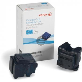 Xerox ColorStix 2 x cyan (108R00931)
