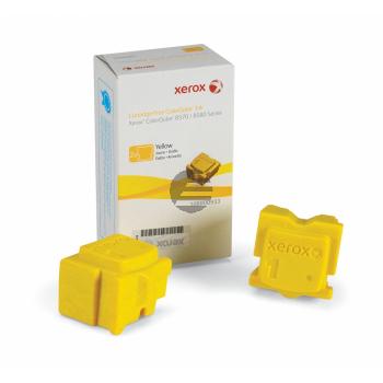Xerox ColorStix 2 x gelb (108R00933)