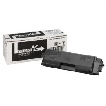 Kyocera Toner-Kit schwarz (1T02KT0NL0, TK-580K)