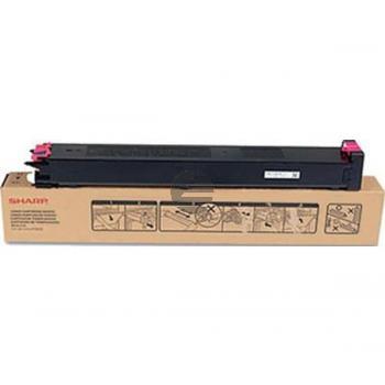 Sharp Toner-Kit magenta (MX-23GTMA)