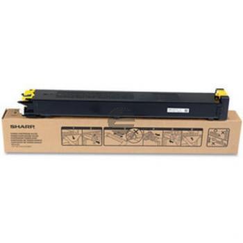 Sharp Toner-Kit gelb (MX-23GTYA)