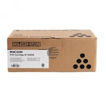 Ricoh Toner-Kartusche schwarz HC (406522, TYP-SP3400HA)