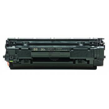 HP Toner-Kartusche 2 x schwarz (CB436AD, 36AD)