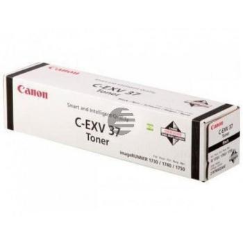 Canon Toner-Kit schwarz (2787B002, C-EXV37)