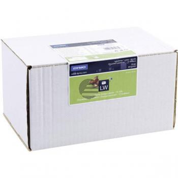 Dymo Versand-Etiketten weiß (12er Pack) (S0722420)