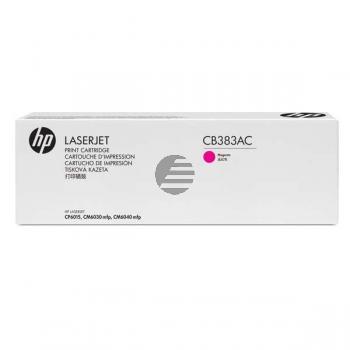 HP Toner-Kit Contract magenta (CB383AC, 824AC)